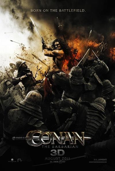 KONTEST: CONAN THE BARBARIAN IN 3D ADVANCED SCREENING TICKETS ...
