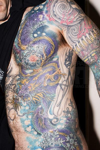 JESSE TSERONIS | Sakura Tattoo (Winchester VA)