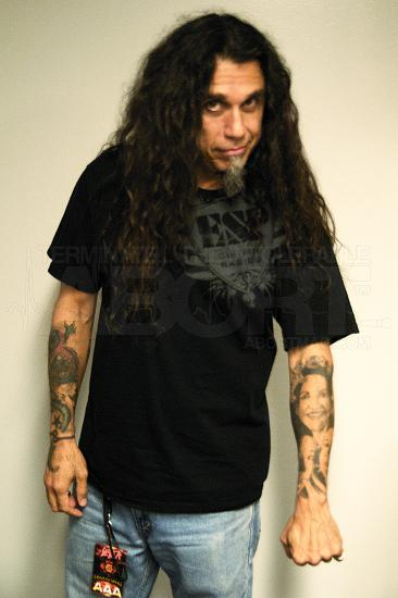 INKSPLOITATION: SLAYER's Tom Araya (Issue 12 Preview)