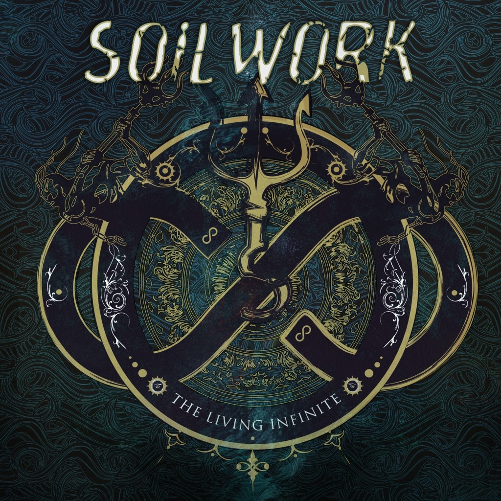 Soilwork - The Living Infinite - Artwork
