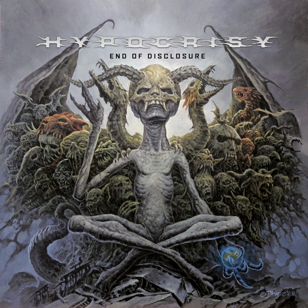Hypocrisy - End Of Disclosure - Artwork
